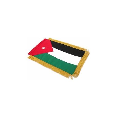 Table Sized Flag: Jordan
