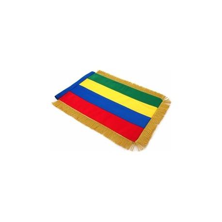 Mauritius: Table Sized Flag
