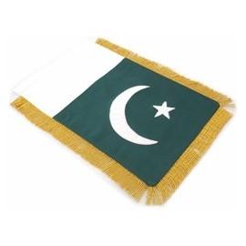 Table Sized Flag: Pakistan