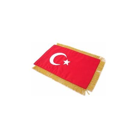 Turkey: Table Sized Flag