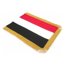 Yemen: Table Sized Flag