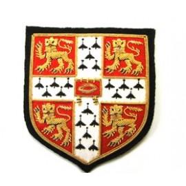 CAMBRIDGE UNIVERSITY BLAZER BADGE