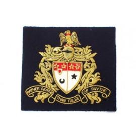 Sir Walter St John's School Blazer Badge (Gold)