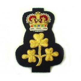 IRISH LORD LIEUTENANT CAP BADGE