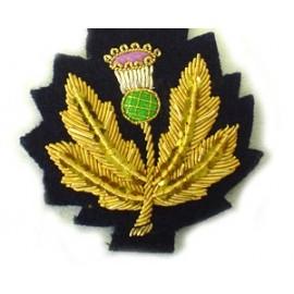 SCOTTISH DEPUTY LORD LIEUTENANT CAP BADGE