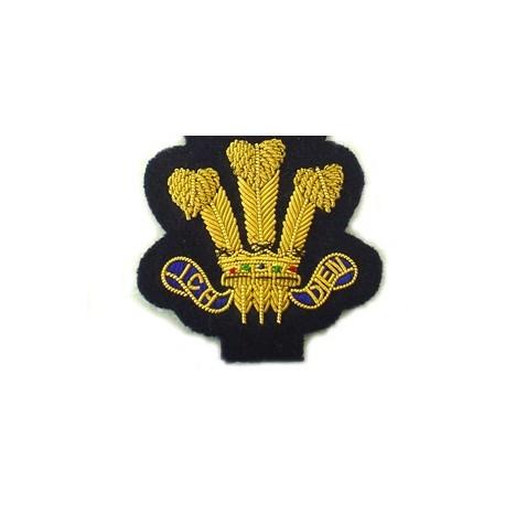 WELSH DEPUTY LORD LIEUTENANT CAP BADGE
