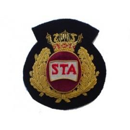 STA Mercahnt Navy Cap Badge