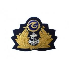 Golden Odyssey Cap Badge