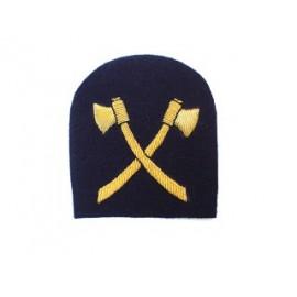 Merchant Navy Carpenter's Arm Badge