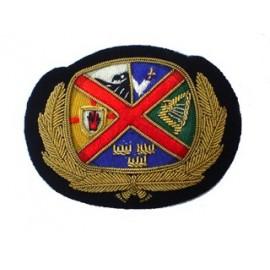 Irish Shipping Cap Badge