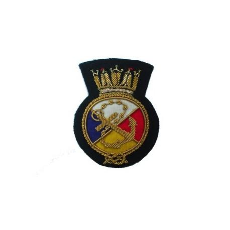 P & O Beret Badge
