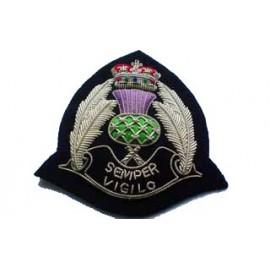 Scottish Police Cap Badge